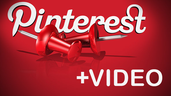 Pinterest, Video Marketing