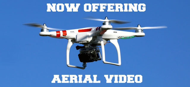 Las Vegas aerial video services