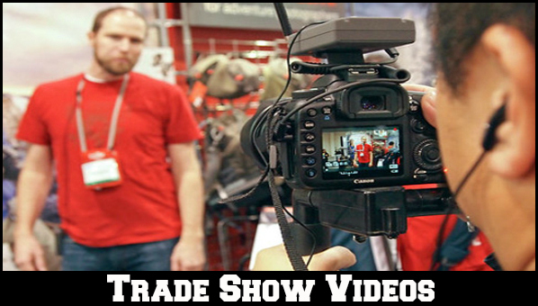 tradeshow video services